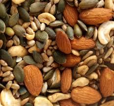 Noten en zaden zijn een mooie bron van eiwitten